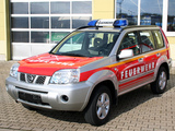 Nissan X-Trail Feuerwehr (T30) 2004–07 wallpapers