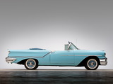 Pictures of Oldsmobile Golden Rocket 88 J-2 Convertible 1957