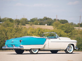 Images of Oldsmobile 98 Fiesta Convertible (3067SDX) 1953
