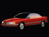 Oldsmobile Achieva Concept 1991 photos