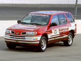 Oldsmobile Bravada Indy 500 Pace Car 2001 wallpapers