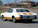 Hurst/Olds Cutlass Supreme Hardtop Coupe Indy 500 Pace Car 1972 images