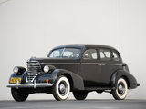 Oldsmobile Series F 4-door Touring Sedan (383619) 1938 wallpapers