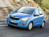 Images of Opel Agila (B) 2008