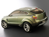 Opel Antara GTC Concept 2005 wallpapers
