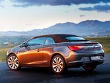 Photos of Opel Cascada 2013