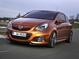 Images of Opel Corsa OPC Nürburgring Edition (D) 2011