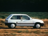 Opel Corsa 3-door (A) 1990–93 photos