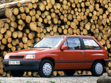 Opel Corsa 3-door (A) 1990–93 wallpapers