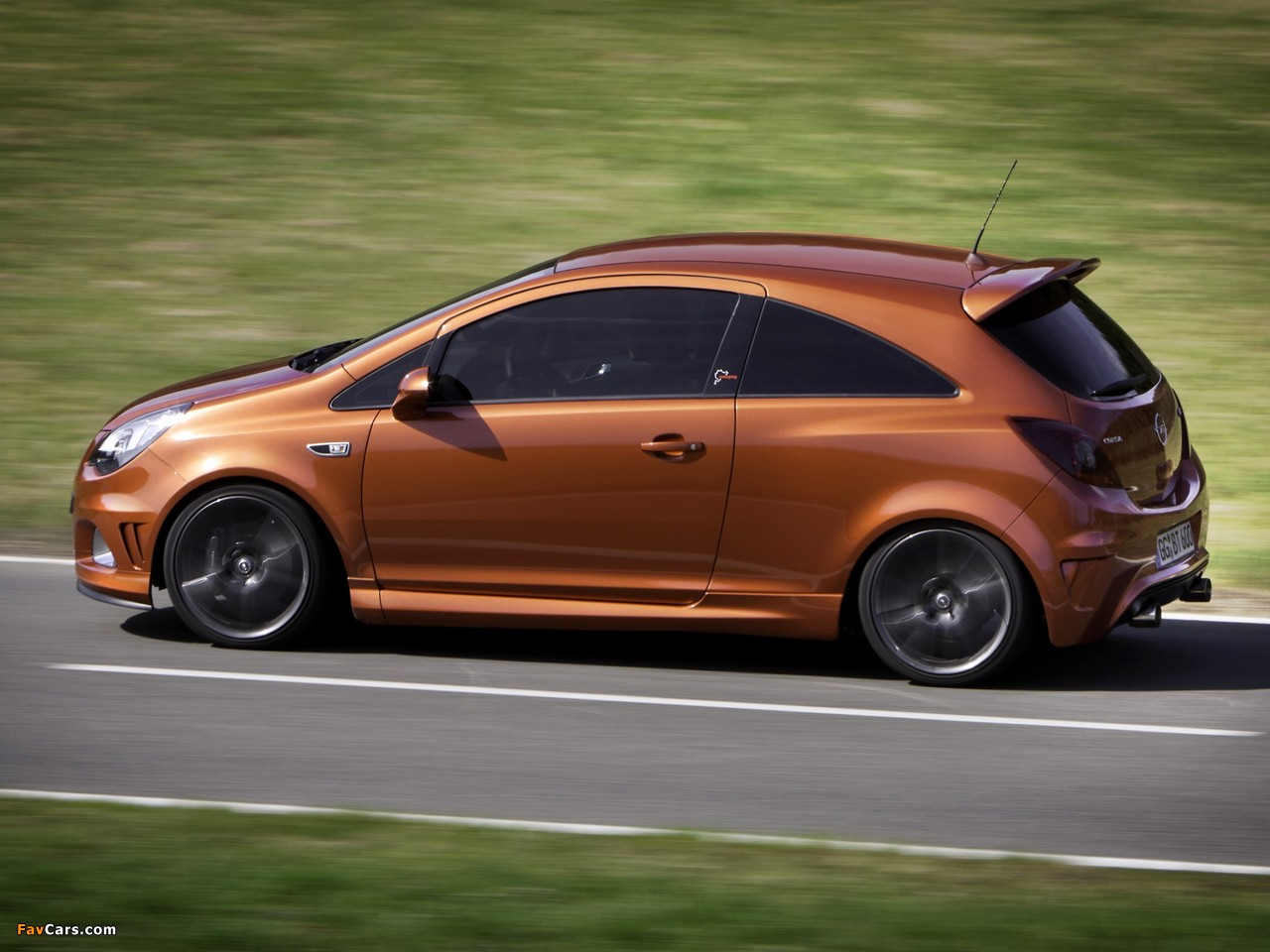 2011 opel corsa opc n rburgring edition related infomation