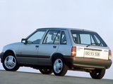 Photos of Opel Corsa 5-door (A) 1990–93