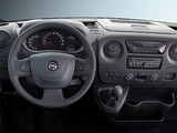 Images of Opel Movano Van 2010
