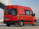 Photos of Opel Movano Van 2010