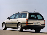 Opel Omega Caravan (B) 1994–99 photos