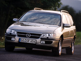 Photos of Opel Omega Caravan (B) 1994–99