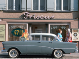 Pictures of Opel Rekord (P1) 1957–60