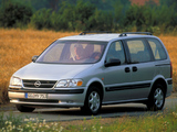Pictures of Opel Sintra 1996–99