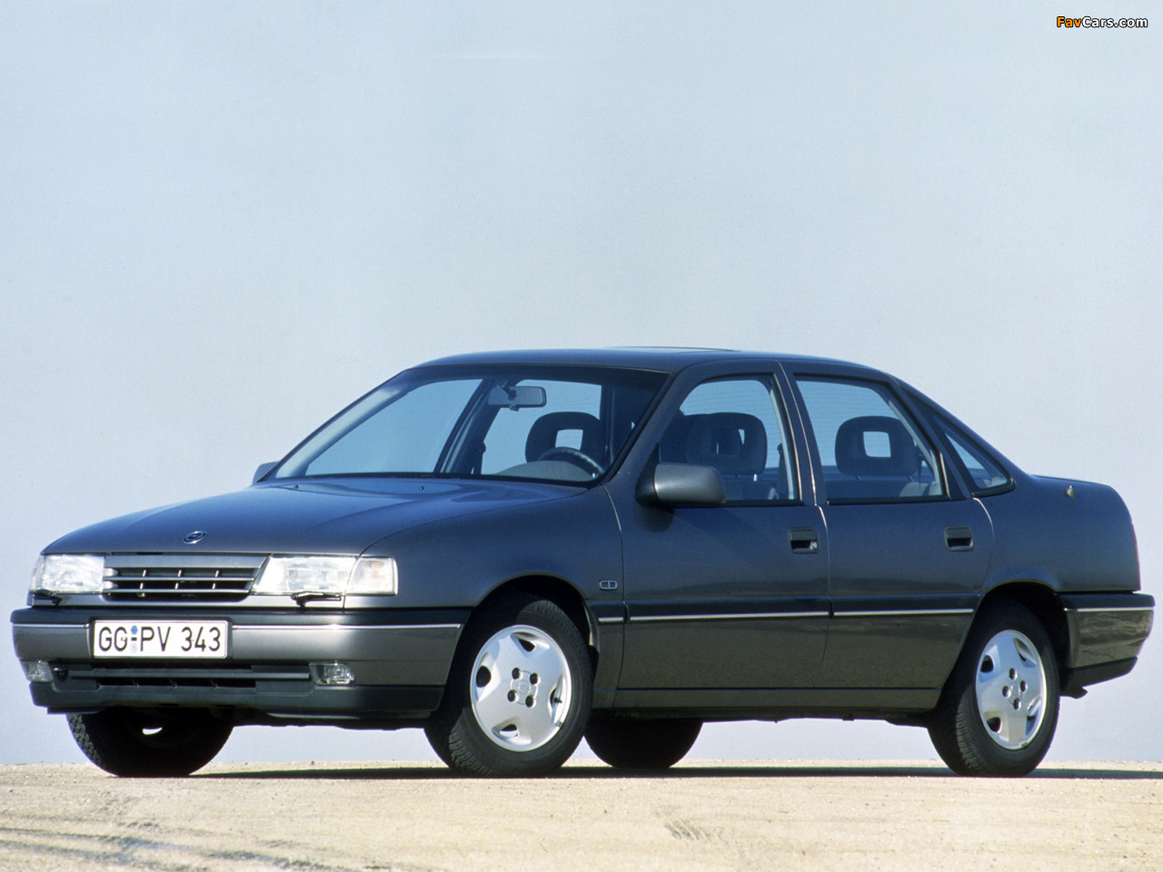 Pictures Opel Vectra