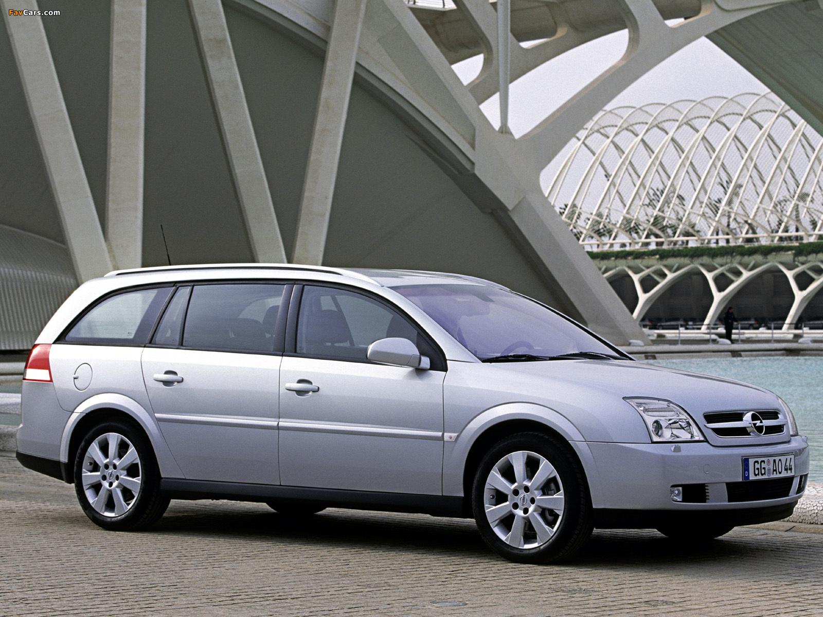 Wallpapers of opel vectra caravan c 2003 05 1600x1200 for Opel vectra c salonas