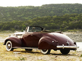 Images of Packard 120 Convertible Coupe 1940