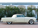 Packard Saga Concept Car 1955 wallpapers
