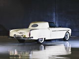 Photos of Packard Saga Concept Car 1955