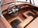 Packard Panther Daytona Roadster Concept Car 1954 wallpapers