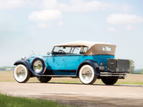 Images of 1930 Packard Custom Eight Sport Phaeton (740-441) 1929–30