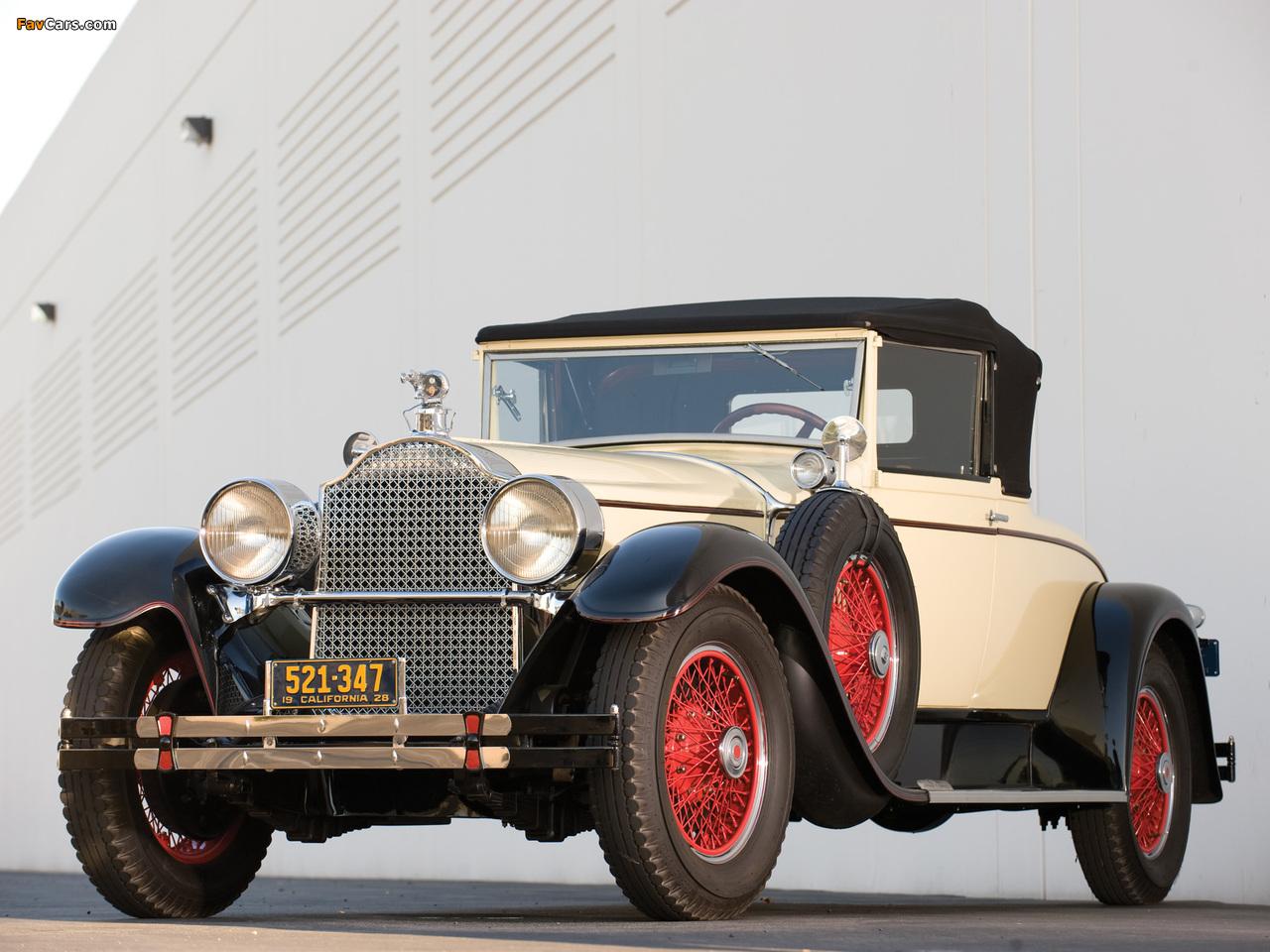 Birthday Classic Car