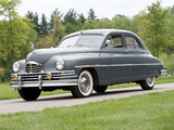 Packard Deluxe Eight Touring Sedan 1949 photos
