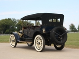 Packard Six Touring (1-38) 1913 pictures