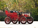 Packard Model F Rear-Entry Tonneau 1902 wallpapers