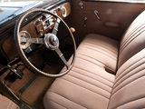Packard Six Coupe 1937 wallpapers