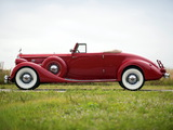 Packard Twelve Coupe Roadster (1407-939) 1936 wallpapers