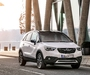 Photos of Opel Crossland X Turbo 2017