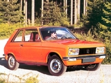 Peugeot 104 Coupe ZL 1976–88 wallpapers