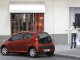 Images of Peugeot 107 5-door 2008–12