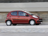 Peugeot 107 5-door 2008–12 wallpapers