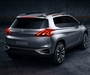 Wallpapers of Peugeot Urban Crossover Concept 2012