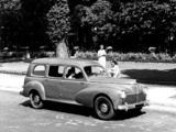 Peugeot 203 Familliale 1950–54 photos