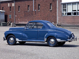 Peugeot 203 Coupe pictures