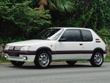 Peugeot 205 GTI 1991–94 wallpapers