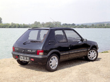 Peugeot 205 Gentry 1992–93 wallpapers