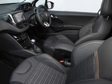 Images of Peugeot 208 3-door AU-spec 2012