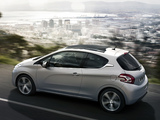Peugeot 208 3-door 2012 wallpapers