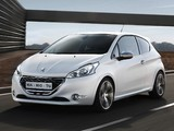 Photos of Peugeot 208 GTi 2012