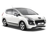Images of Peugeot 3008 Oxygo 2011