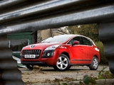 Peugeot 3008 UK-spec 2009 wallpapers