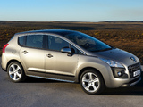 Peugeot 3008 2009 wallpapers