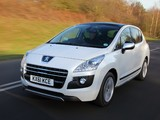 Peugeot 3008 HYbrid4 UK-spec 2011 wallpapers